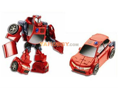 Japanese Transformers Animated - TA10 Cliff Jumper