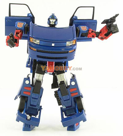 Transformers Binaltech BT16 Toyota bB Skids