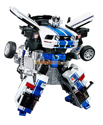 Transformer Alternators Ford Mustang GT Wheeljack