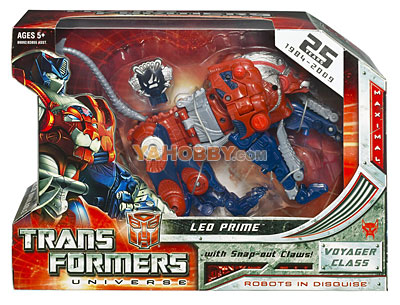 Transformers Universe Voyager Class Wave 05 - Leo Prime