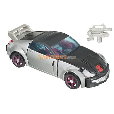 Transformers Universe Deluxe - Wave 03 - Silverstreak