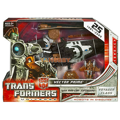 Transformers Universe Voyager Class Wave 04 - Vector Prime