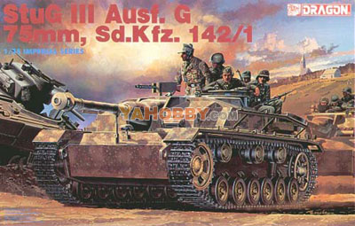 1:35 Dragon StuG III Ausf G Sd Kfz 142 75mm 9014