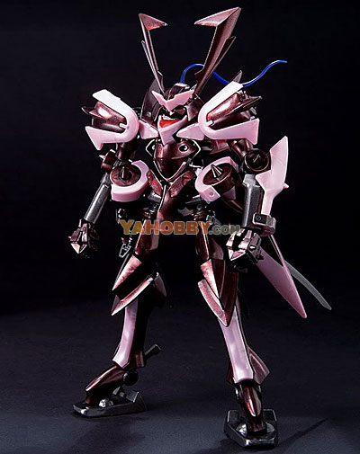 Gundam 00 High Grade 1/144 GNX-Y901TW Susanowo Gloss Injection Ver.