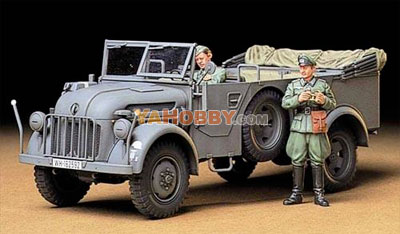 1:35 Tamiya Model Kit German Steyr Type 1500A/01 35225