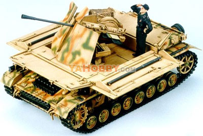 1:35 Tamiya Model Kit German Sp AA Mobelwagen 35237