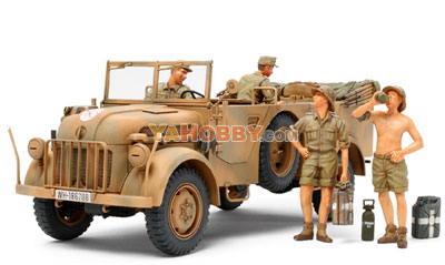 1:35 Tamiya Model Kit German Steyr 1500A/01 Type 35305