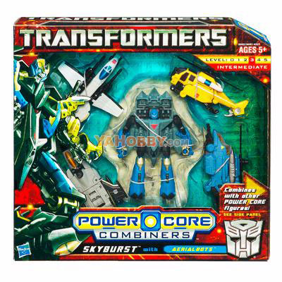 Transformers 2010 Power Core Combiners 5-Packs Aerialbots