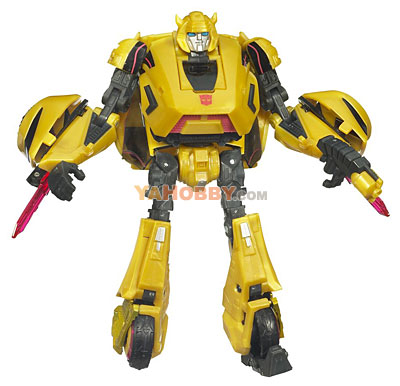 Transformers 2010 Generations Series 01 Cybertron Bumblebee