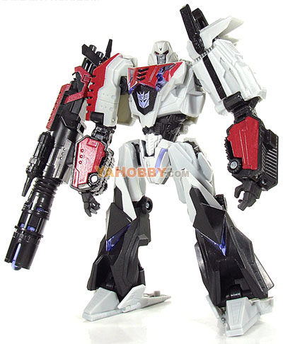 Transformers 2010 Generations Series 02 Cybertron Megatron