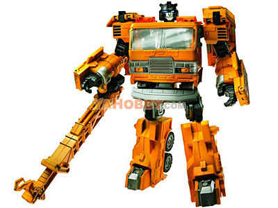 Transformers 2011 Voyager Series 01 - Solar Storm Grapple Loose
