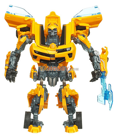 Transformers 2010 Movie 2 ROTF Deluxe Battle Blade Bumblebee