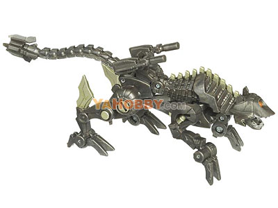 Transformers 2010 Movie 2 ROTF Legends Ravage Loose