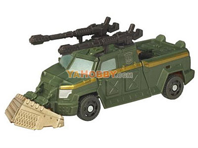 Transformers 2010 Movie 2 ROTF Scout Series 03 Firetrap Loose