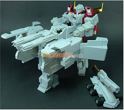 Transformers TFX-04B Upgrade Set [PREORDER]