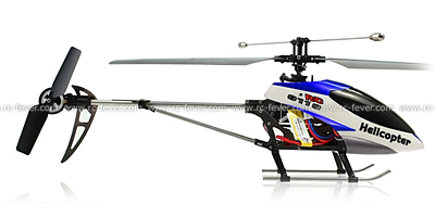 Double Horse 9116 4CH Helicopter 2.4GHz w/ Built-in Gyro (Blue)