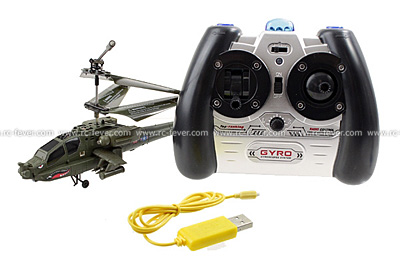 Syma S109G Infrared 3CH Micro RC Helicopter RTF w/ Gyro