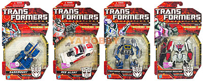 1 x Transformers 2010 Generations Series 03 Set of 4