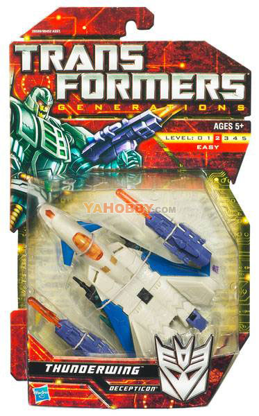 Transformers 2011 Movie Generations Series 01 Thunderwing