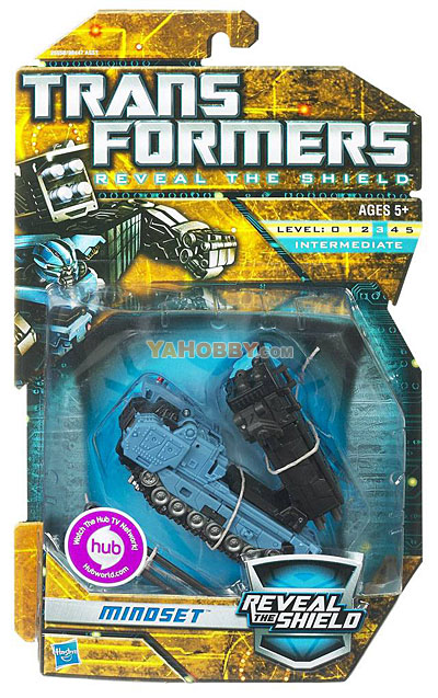 Transformers 2011 Movie ROTF Deluxe Series 01 Mindset