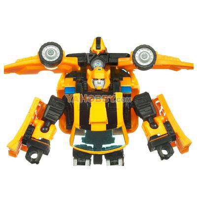 Transformers 2011 Deluxe Series 02 - Bumblebee Classics Redeco