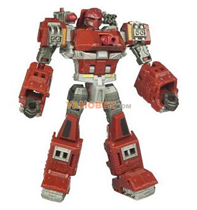 Transformers 2011 Movie Generations Series 04 - Warpath