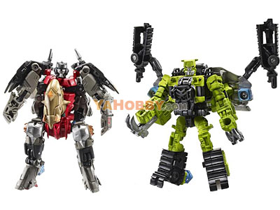 Transformers 2011 Combiner 5-Packs Series 01 Set of 2