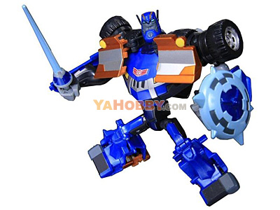Japanese Transformers Animated - TA28 / TA-28 Autobot Sentinel (Sentinel Prime)