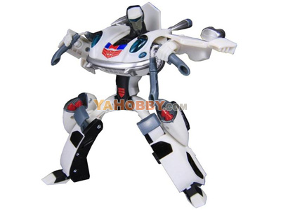 Japanese Transformers Animated - TA29 / TA-29 Autobot Jazz