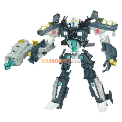 Transformers 3 Dark of the Moon Cyberverse Voyager Skyhammer