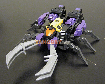 FansProject CA-03 Thundershred