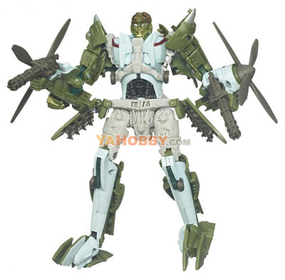 Transformers 2010 Movie 2 ROTF Voyager Highbrow