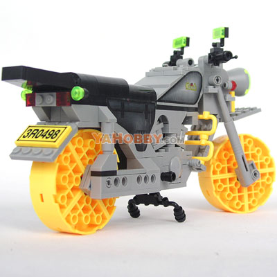 ENLIGHTEN Building Blocks Bricks Scooter Bike MOTORCYCLE 0498