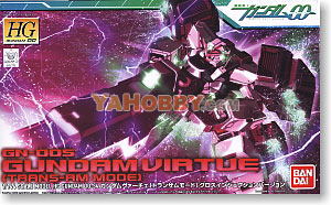 Gundam High Grade 1/144 Model Kit Gundam Virtue Trans-Am Mode