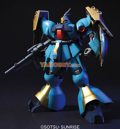 Gundam HGUC 1/144 Model Kit MSN-03 Jagd Doga Gunneys Guss Use