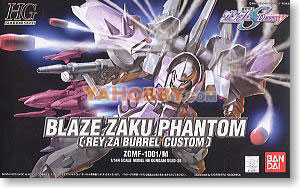 Gundam Seed Destiny HG 1/144 Model Kit Blaze Zaku Phantom