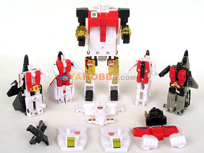 Transformers Superion