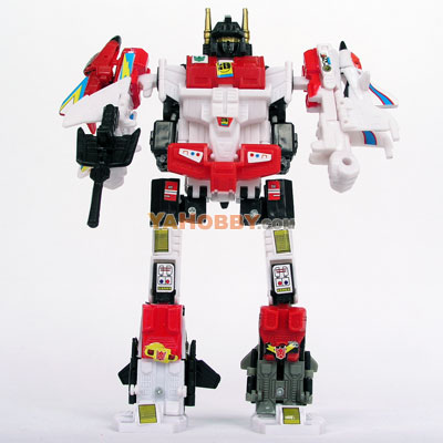 Transformers Superion Mini