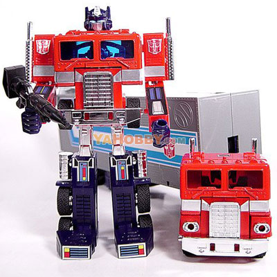 Takara Tomy Transformers Optimus Pirme Encore Reissue