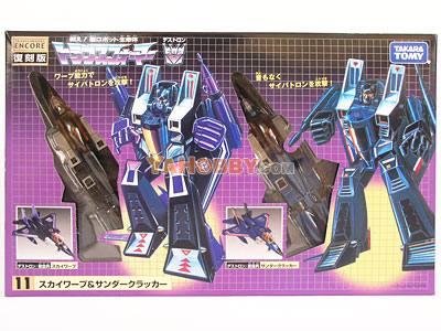 Transformers Skywarp Encore