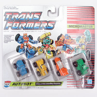 Transformers G1 Micromaster