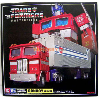 Takara Tomy Transformers G1 Masterpiece Optimus Prime MP-04