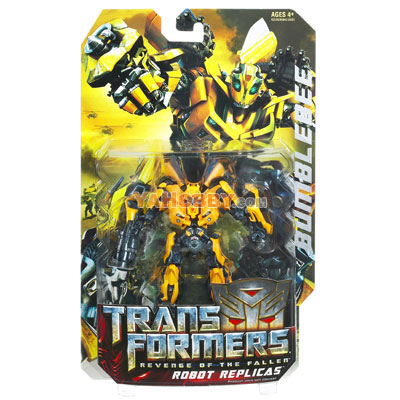 Transformers 2009 Movie 2 ROTF Robot Replicas Bumblebee