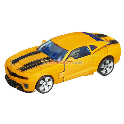 Transformers 2009 Movie 2 ROTF Deluxe Preview Bumblebee Figure