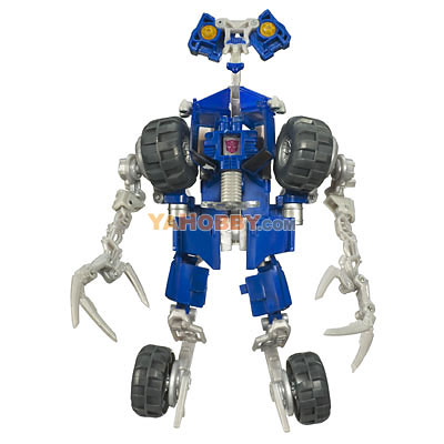 Transformers 2009 Movie 2 ROTF Deluxe Wheelie
