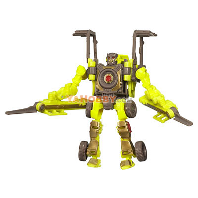Transformers 2009 Movie 2 ROTF Scout Series 02 - Dirt Boss