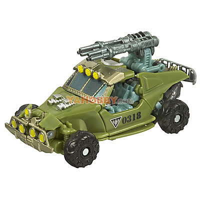 Transformers 2009 Movie 2 ROTF Scout Series Dune Runner Loose