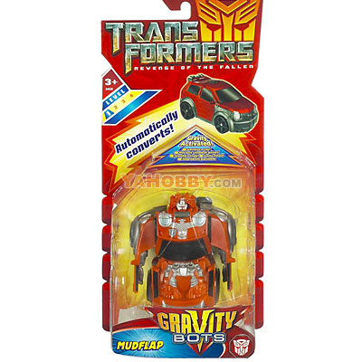 Transformers 2009 Movie 2 ROTF Gravity Bots Mudflap