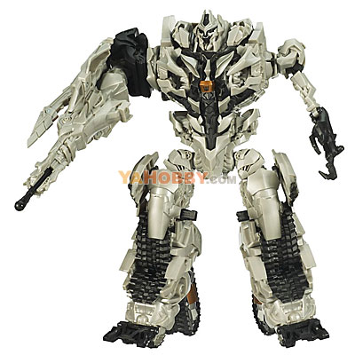 Transformers 2009 Movie 2 ROTF Leader Megatron