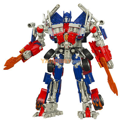 Transformers 2009 Movie 2 ROTF Leader Optimus Prime